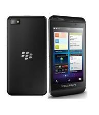 BlackBerry Z10 Touch 16Gb-r Black (Verizon) Smartphone Cell Phone Unlocked Bb 10