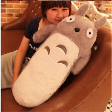 Big Cute Long Totoro Plush Giant Large Stuffed Plush Toy Doll Pillow gift 32in.
