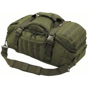 Professional Military Tactical Shooters Range Transport Travel Bag 48L OD Green