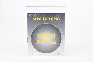 Cokin X-Pro Series Filter Holder Adapter Ring 62mm SEALED NEW V87