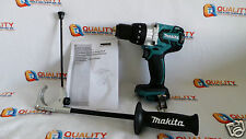 New MAKITA XPH07 18V Li-Ion High Torque Brushless Hammer Drill - Bare Tool