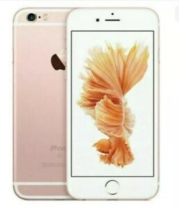 Apple iPhone 6s Plus -  16gb Rose Gold (Unlocked)GSM Very  Good Condition