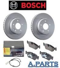 Bosch disques de frein et garnitures avec WK essieu avant BMW 1er e87/3er e90