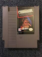 NES Original Nintendo System The Chessmaster Video Game Free Shipping