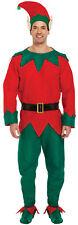Herren Elf Kostüm OSZ Santas Helfer Christmas Weihnachten XMAS Fasching Fest