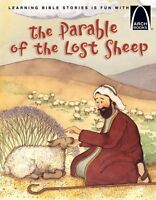 The Parable of the Lost Sheep - Arch Books by Claire Miller
