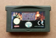Medal of Honor Underground Nintendo GameBoy Advance