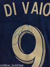 2013 Montreal Impact Marco Di Vaio Signed MLS Authentic Jersey COA  XXL
