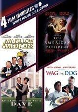 4 Film Favorites White House 0883929171972 With Michael Douglas DVD Region 1