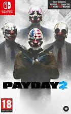 Payday 2 (Nintendo Switch) BRAND NEW SEALED