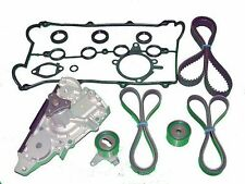 Timing Belt Kit Mazda Protege 1990-1994 DOHC 1.8L Tensioners Water Pump