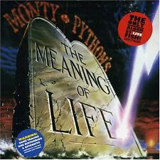 Monty Python - Monty Python's The Meaning of Life (2006)  CD  NEW  SPEEDYPOST