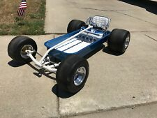 Radio Flyer Custom Chassis Slammed Hot Rod