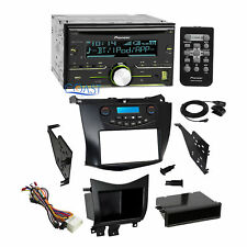 Pioneer Car CD MP3 Bluetooth Stereo Dash Kit Harness for 2003-2007 Honda Accord