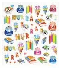 Design Sticker Schulanfang Pallette Schulbeginn Einschulung Schultüte basteln