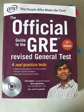 The Official Guide To The GRE with CD