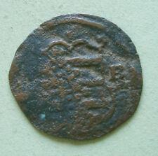 Sassonia-Altenburg Kipper 6 Pfennig 1622 Johann Philipp & tre fratelli 1603-1625