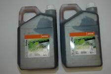 0781 3004 Stihl BioPlus Sägekettenöl Sägekettenhaftöl Kettenöl 2x 5L Kanister