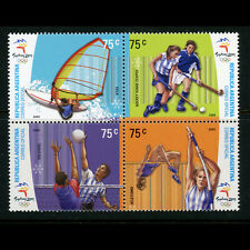 ARGENTINA 2000 Olympic Games. SG 2776-2779 .Mint Never Hinged. (WE084)