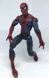 "Toy Biz Spiderman Action Figure 2004 - 6"" Tall - RARE Marvel"