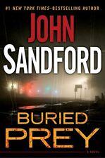 Buried Prey (Lucas Davenport, Book 21)