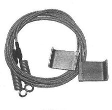 1997-1998 Toyota Paseo convertible top tension cables