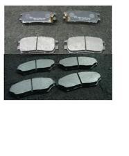 MITSUBISHI SHOGUN PININ BRAKE PADS FRONT & REAR  BRAKE PADS NEW