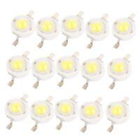 10PCS 1W Pure White SMD LED Beads Light