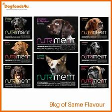 NUTRIMENT Raw 8.5KG DOG SAME FLAVOUR TUBS