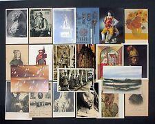 20 Postkarten AK Deutschland Österreich Insbruck Kirche Geigenbau (Lot-I-5030