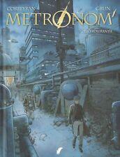 METRONOM DEEL 01 t/m 04 - Corbeyran / Grun