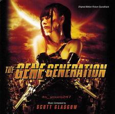 The Gene Generation - Original Soundtrack [2009] | Scott Glasgow | CD