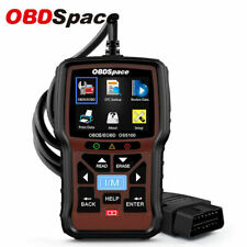 Auto OBDII Car Scanner Check Engine Light Live Data I/M Readiness Code Reader