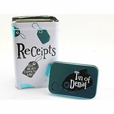 The Bright Side Receipts Tin (New Design for 2016)