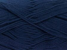 REDUCED King Cole Cottonsoft DK 100gm Balls 10 Colours 741 French Navy