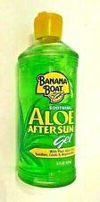 Aloe Vera Gel Banana Boat Soothing After Sun Gel Face Skin Moisturizer 16 oz