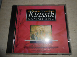 CD: Die Klassik Sammlung – WAGNER: Romantische Oper