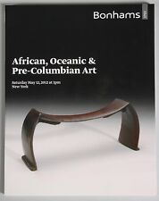Cat: Bonhams African Oceanic & Pacific Art May 2012 Ny