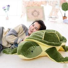 59'' Giant Huge big Plush Tortoise Turtle Stuffed Animal Soft Toy doll gift C112