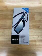 Sony 3D glasses (active shutter method) TDG-BT500A NEW