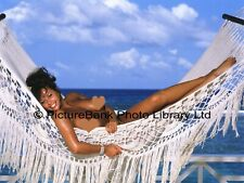 Maria Whittaker A4 Print *Page 3* White Hammock