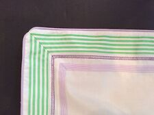 New Pottery Barn Pb Teen Standard Shams And Bed skirt Green And Lavendar