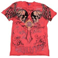 Estrás Amplified Saint&sinner Holly Calavera Rock Star Vip Tattoo T 50