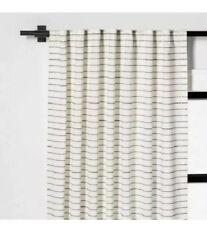 "Hearth & Hand Blanket Stripe Window Panel  95"" L  (1 panel)"