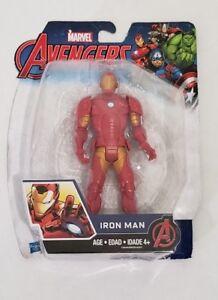 Marvel Avengers 6 inch IRON MAN Basic Action Figure NEW in Box