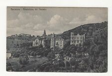 Barcelona Alrededores Del Tibidabo Spain Vintage Postcard 358a