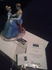 "Royal Doulton Walt Disney Showcase Collection ""This is Love"" Cinderella"