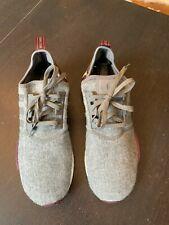 Adidas NMD Wool Maroon