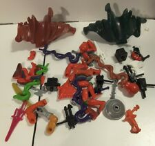 Vintage Master Of The Universe, He-man, MOTU Weapons Lot