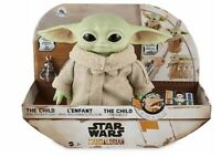 The Child Real Moves Plush by Mattel Star Wars The Mandalorian Disney In Hand